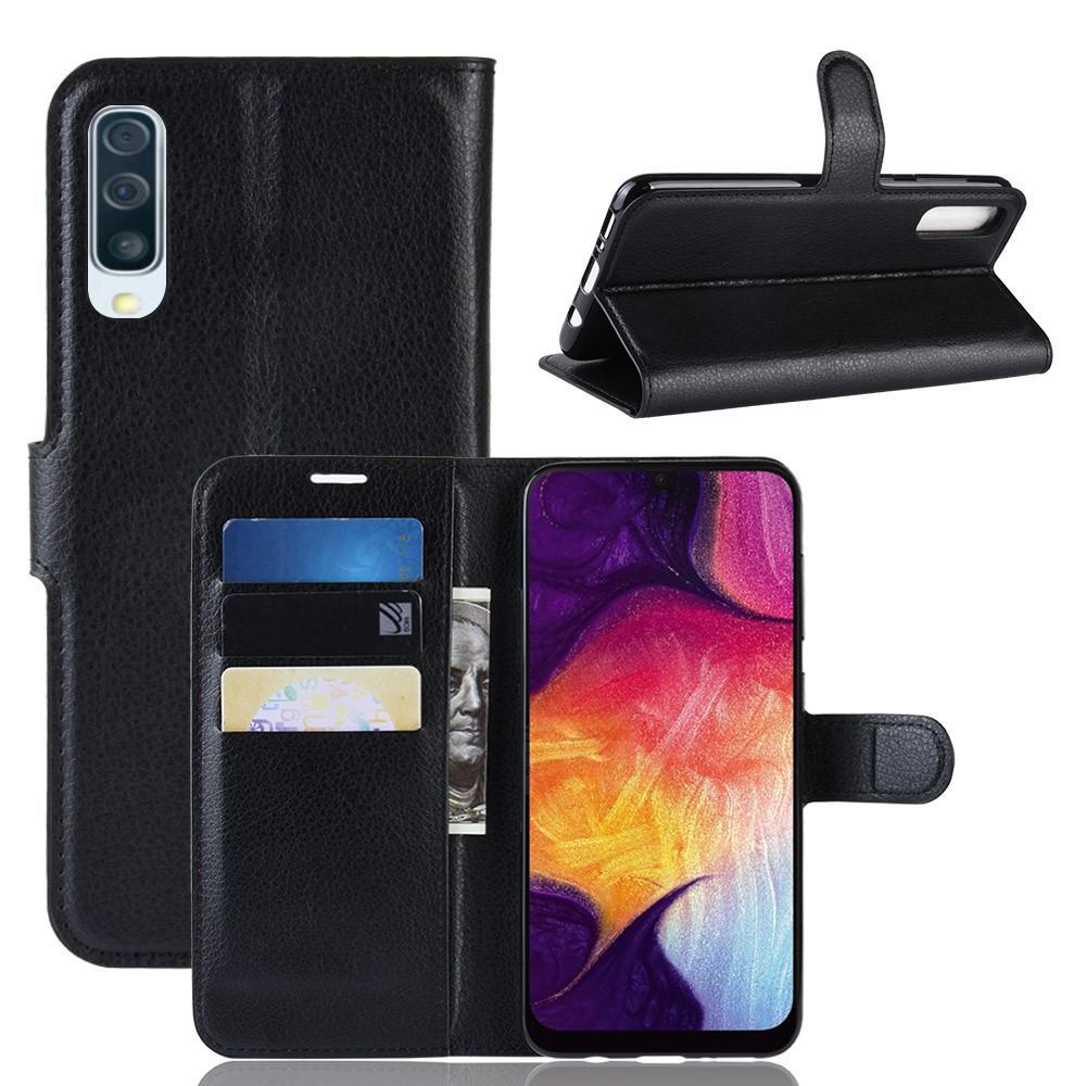Suojakotelo Samsung Galaxy A50 musta