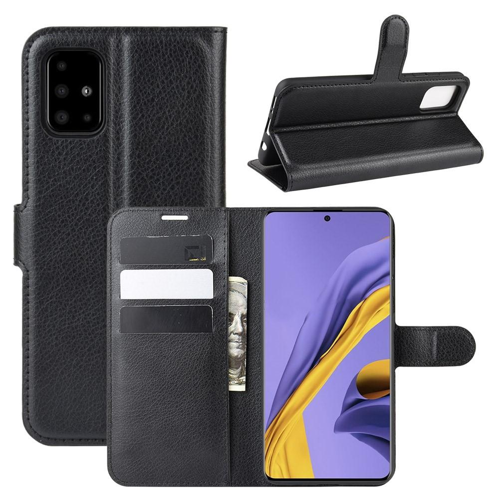 Suojakotelo Samsung Galaxy A51 musta