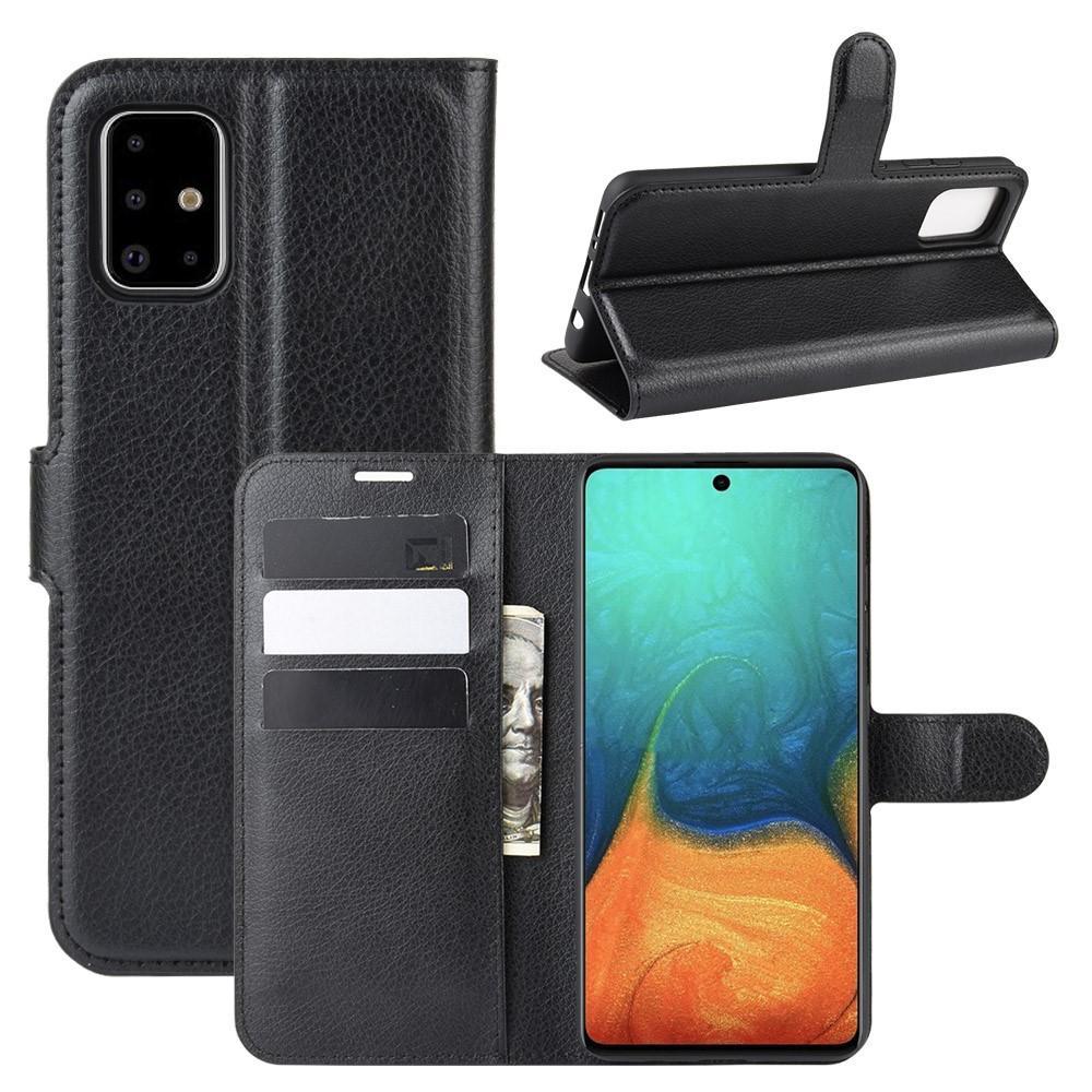 Suojakotelo Samsung Galaxy A71 musta