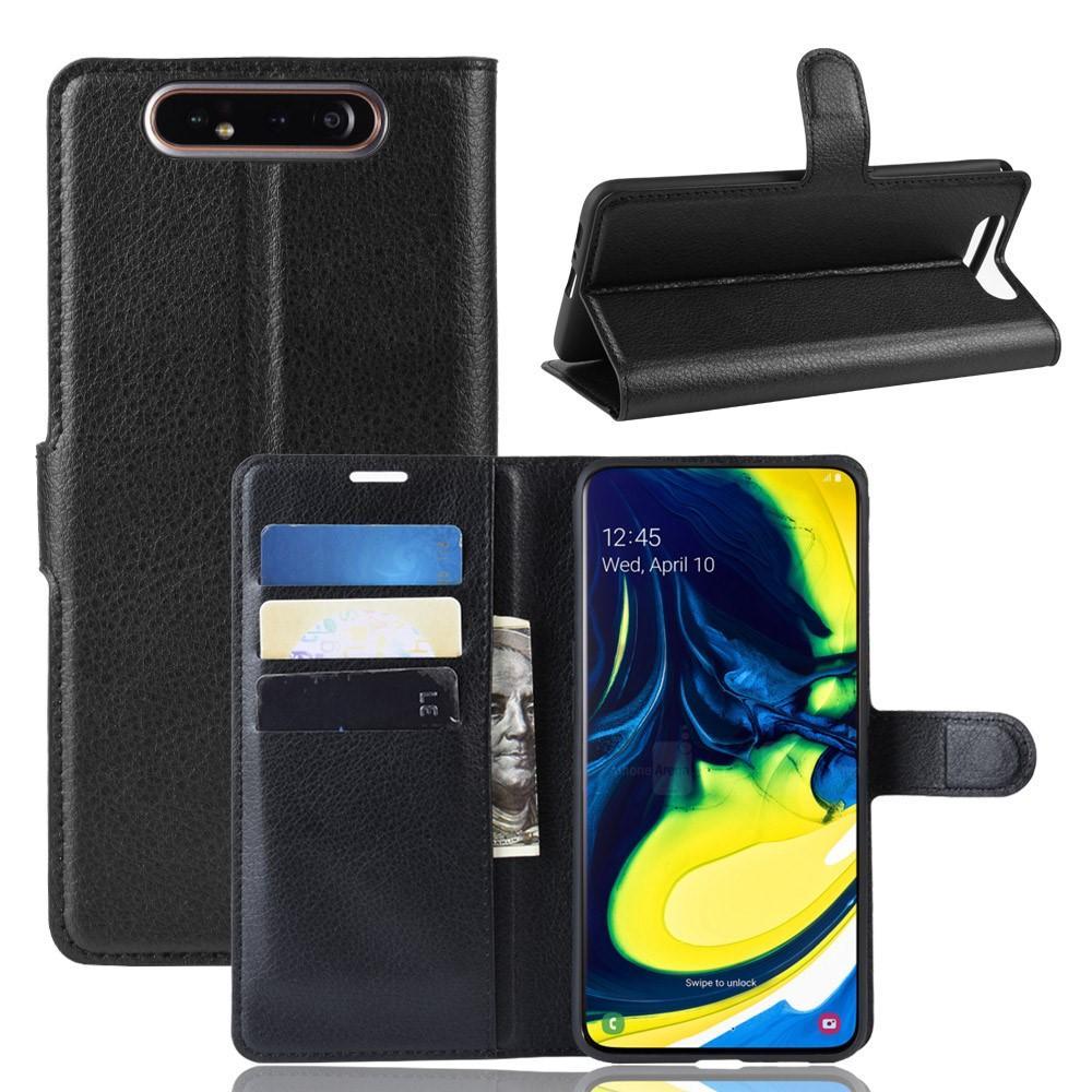 Suojakotelo Samsung Galaxy A80 musta