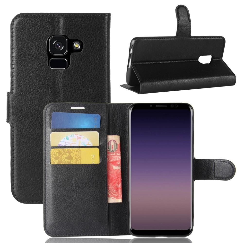 Suojakotelo Samsung Galaxy A8 2018 musta