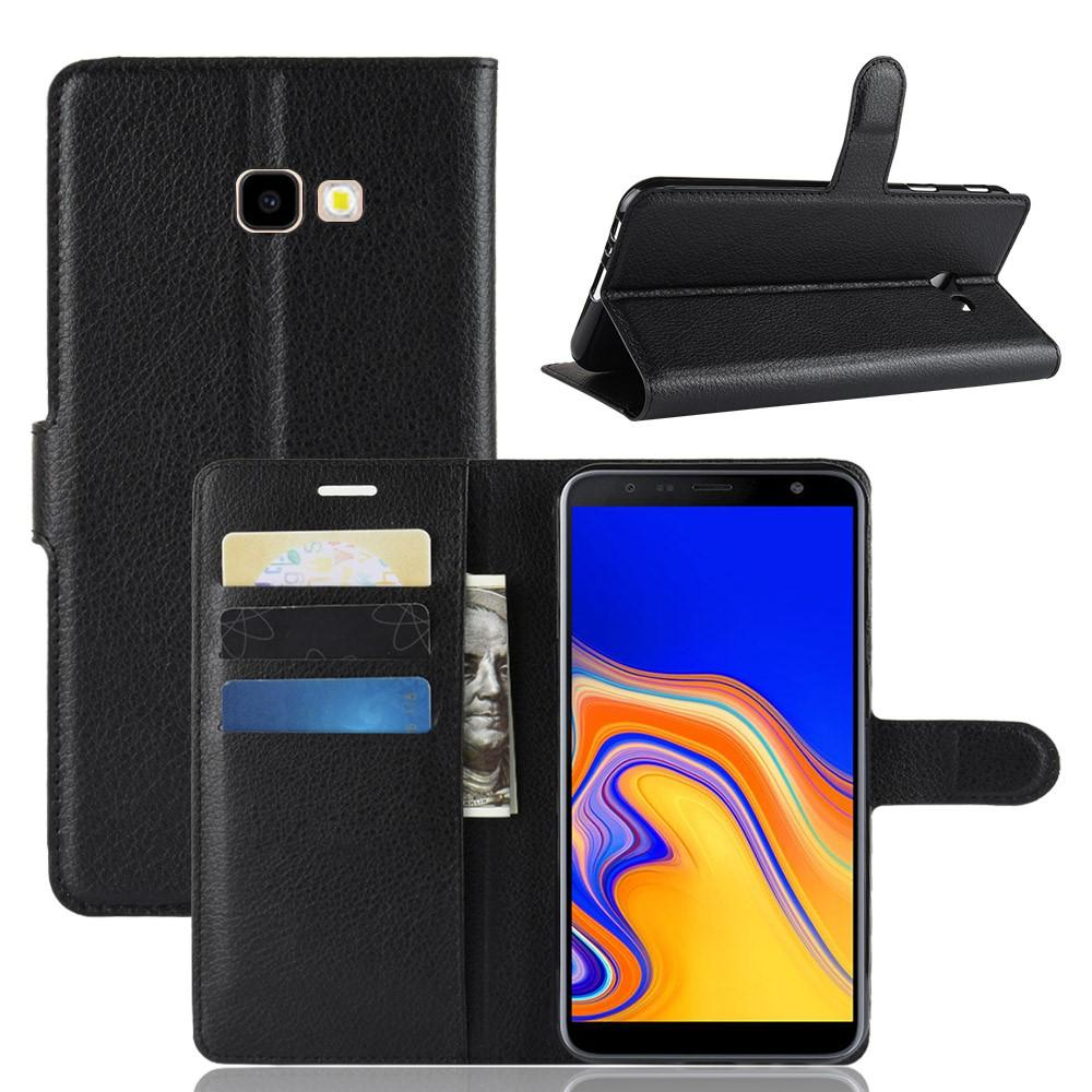 Suojakotelo Samsung Galaxy J4 Plus 2018 musta
