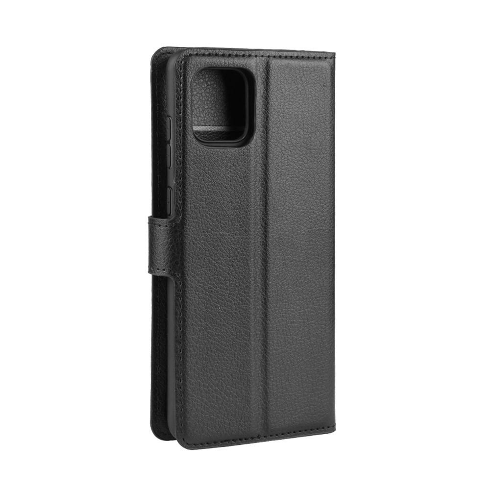 Suojakotelo Samsung Galaxy Note 10 Lite musta