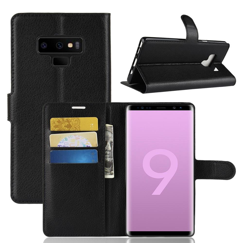 Suojakotelo Samsung Galaxy Note 9 musta