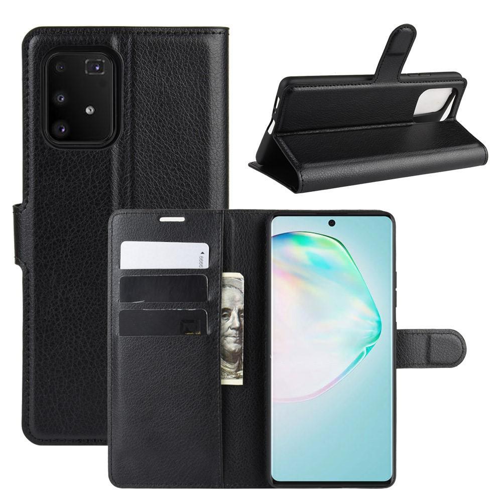 Suojakotelo Samsung Galaxy S10 Lite musta