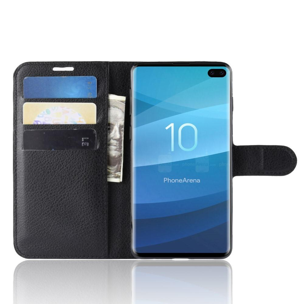 Suojakotelo Samsung Galaxy S10 Plus musta