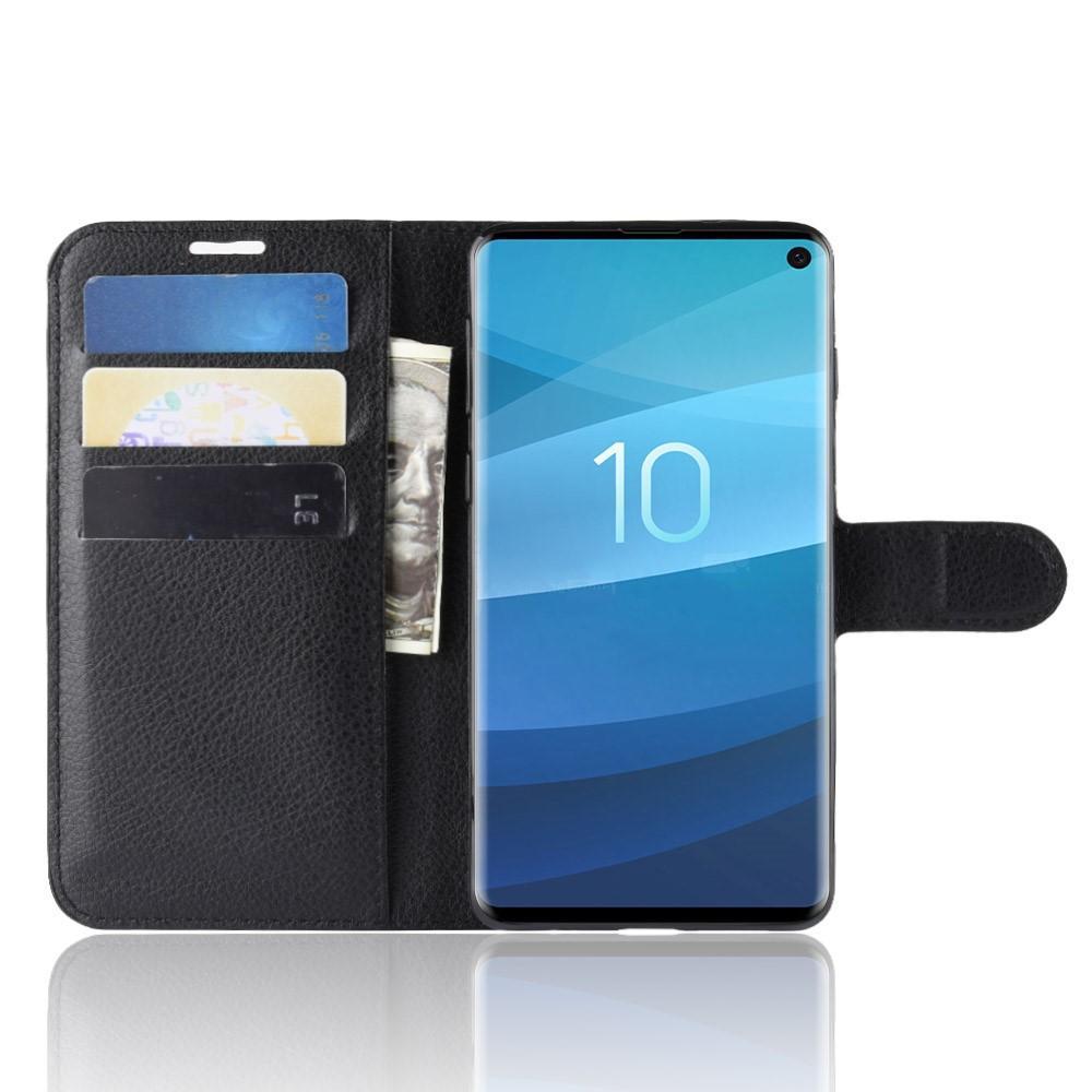 Suojakotelo Samsung Galaxy S10 musta