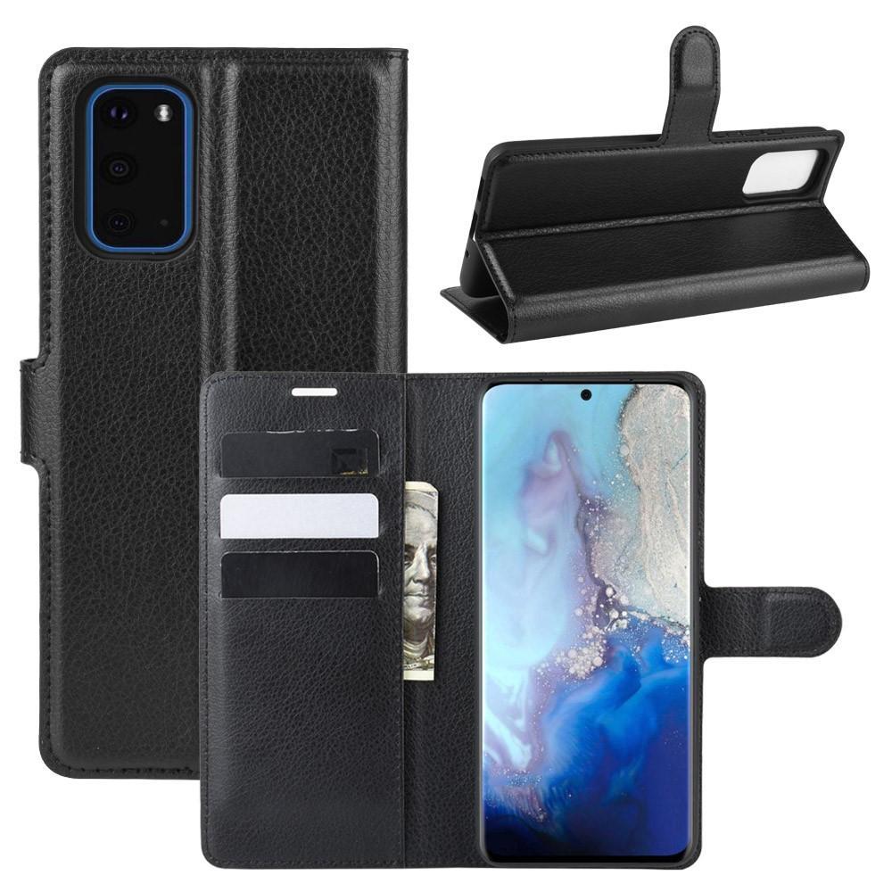 Suojakotelo Samsung Galaxy S20 musta