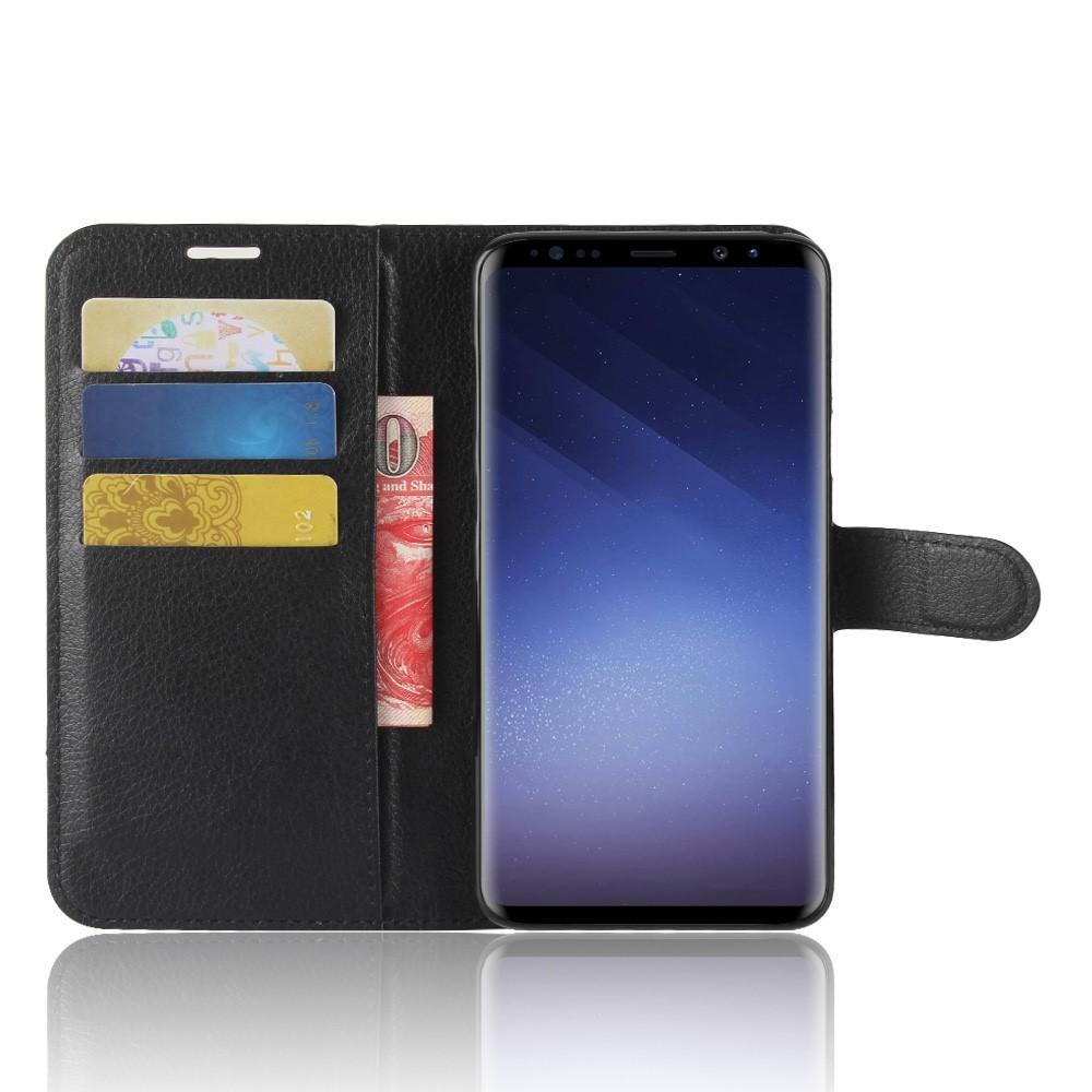 Suojakotelo Samsung Galaxy S9 Plus musta