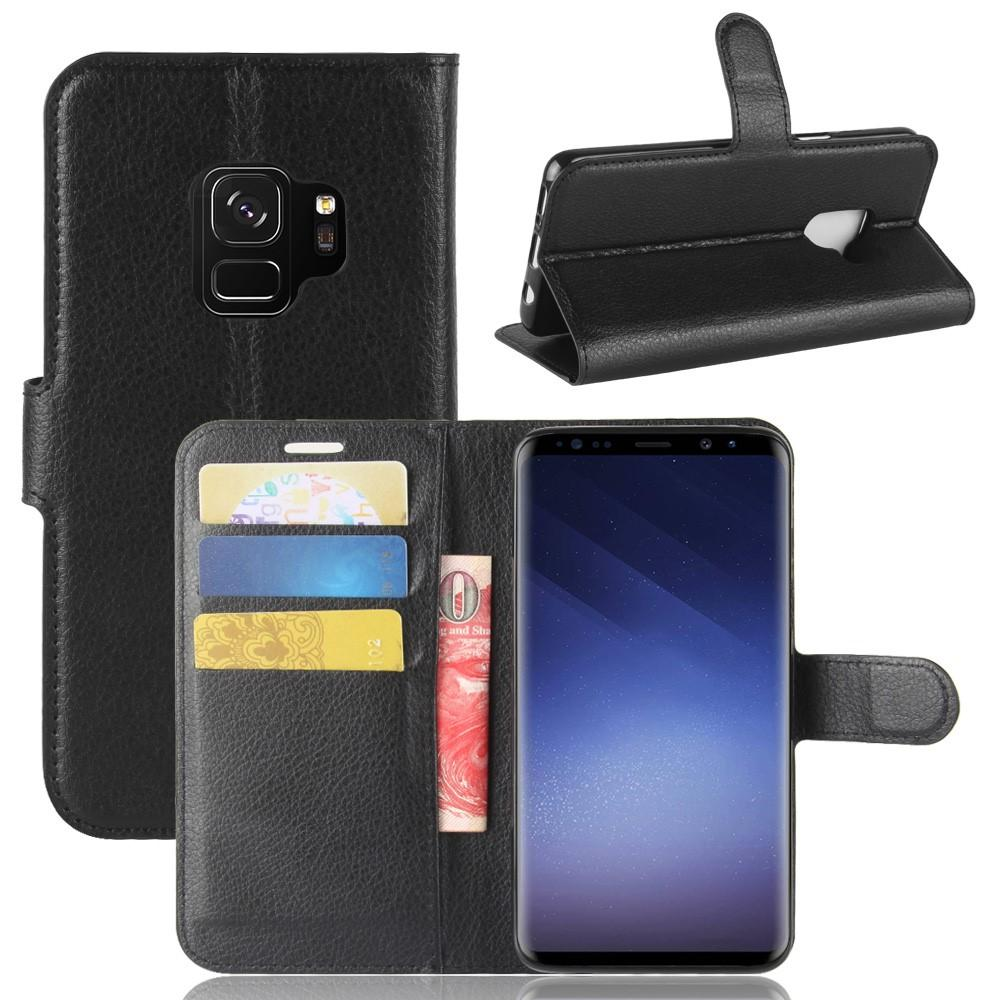 Suojakotelo Samsung Galaxy S9 musta