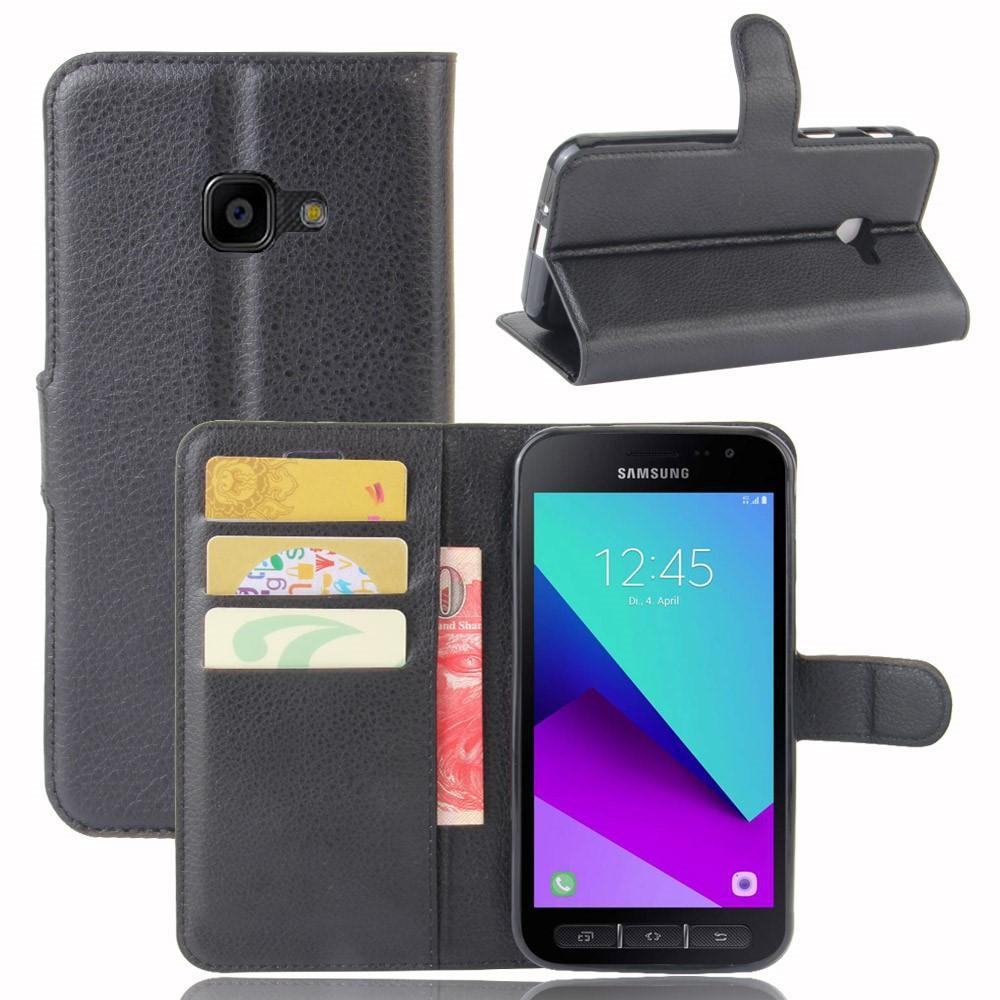 Suojakotelo Samsung Galaxy Xcover 4/4s musta