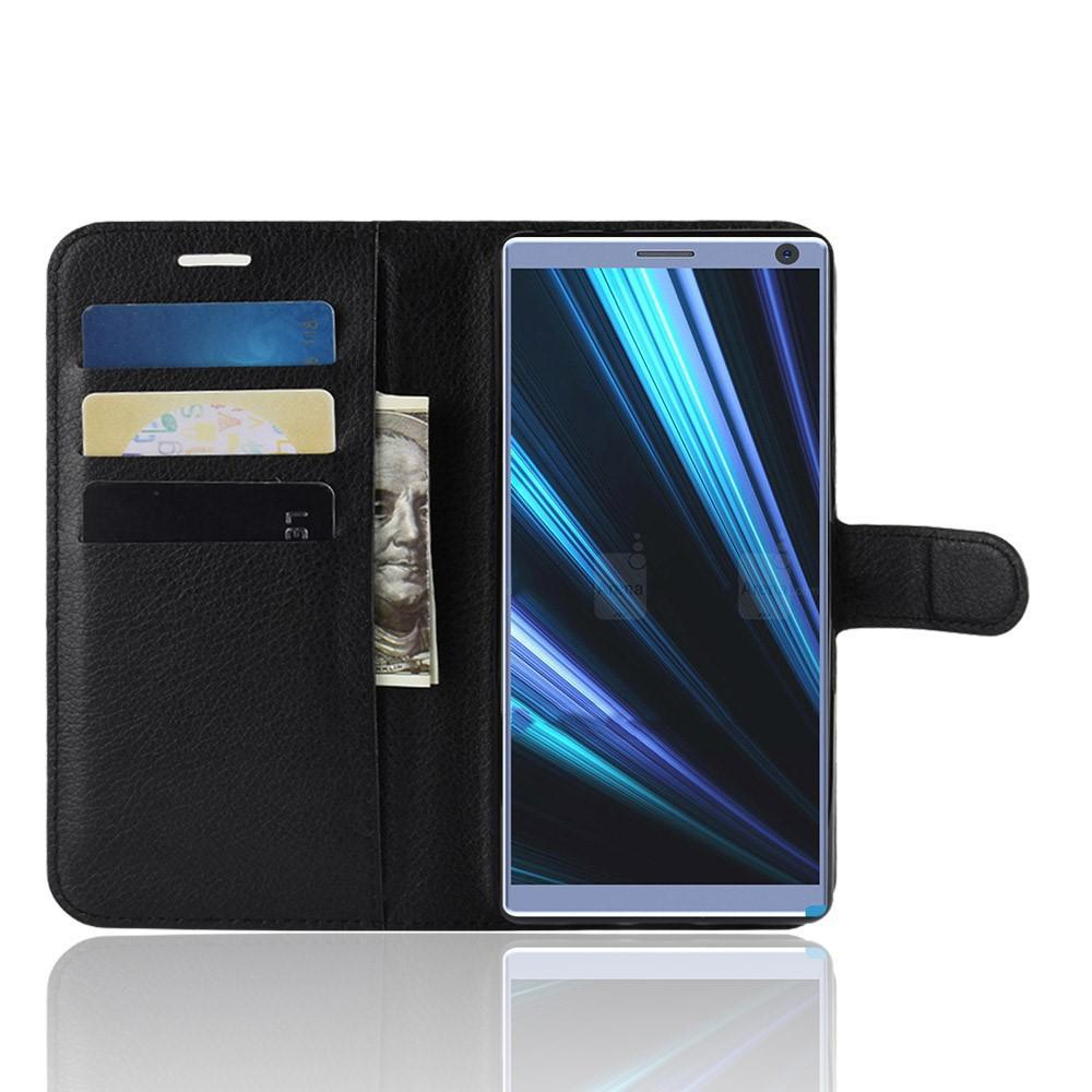 Suojakotelo Sony Xperia 10 musta