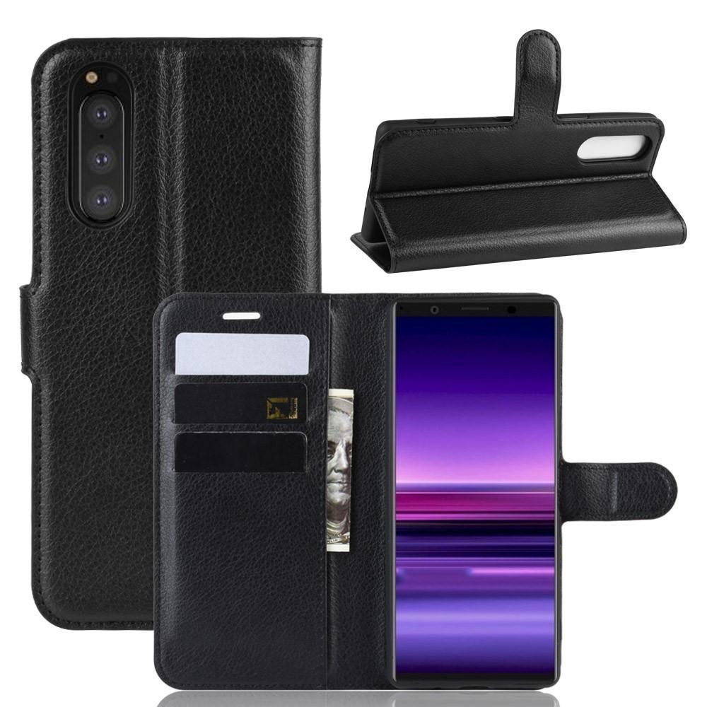Suojakotelo Sony Xperia 5 musta