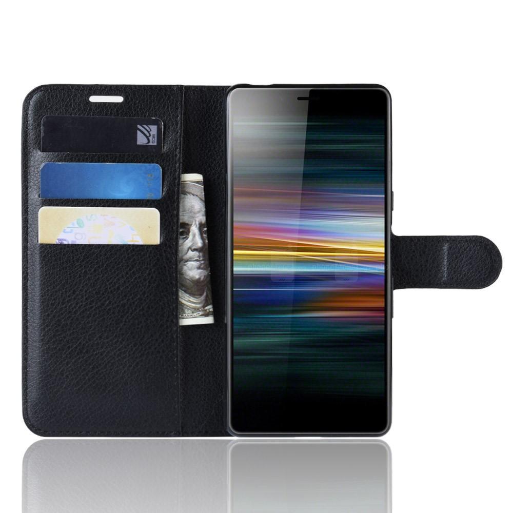 Suojakotelo Sony Xperia L3 musta
