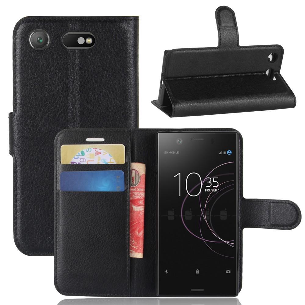 Suojakotelo Sony Xperia XZ1 Compact musta