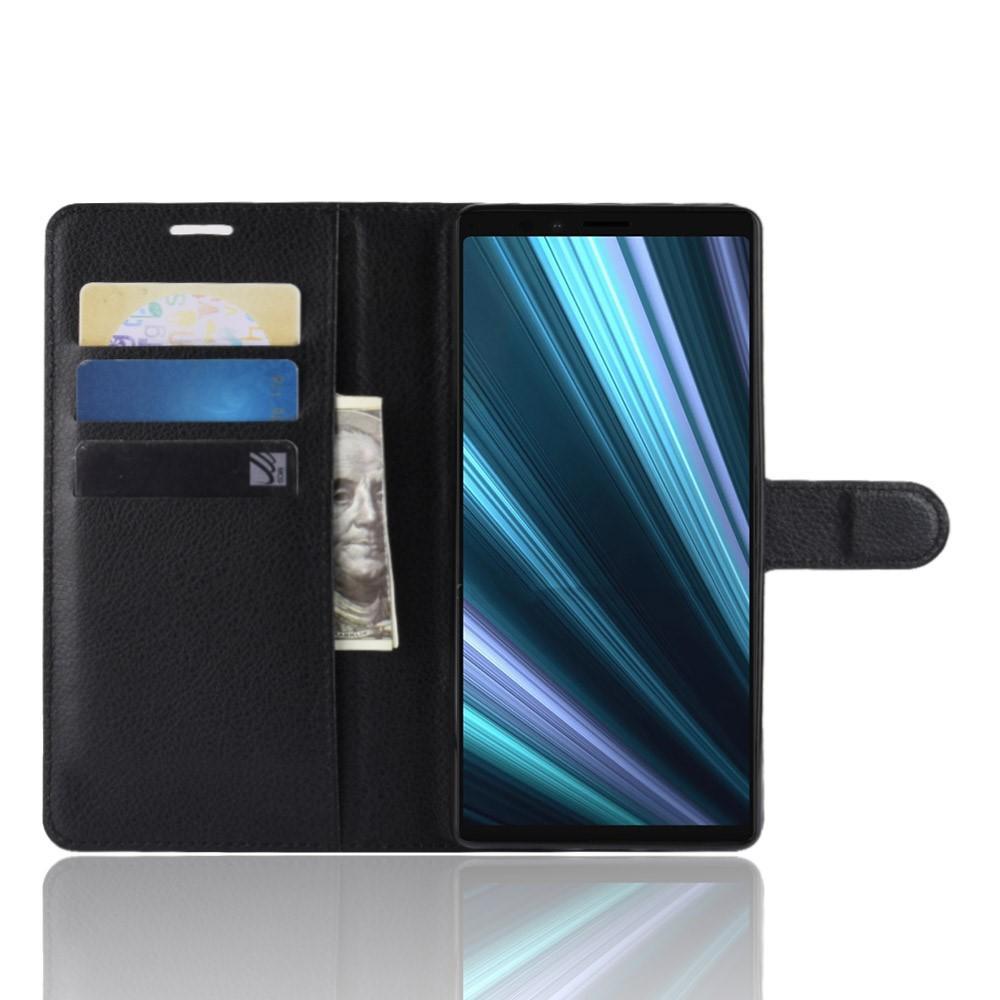 Suojakotelo Sony Xperia 1 musta