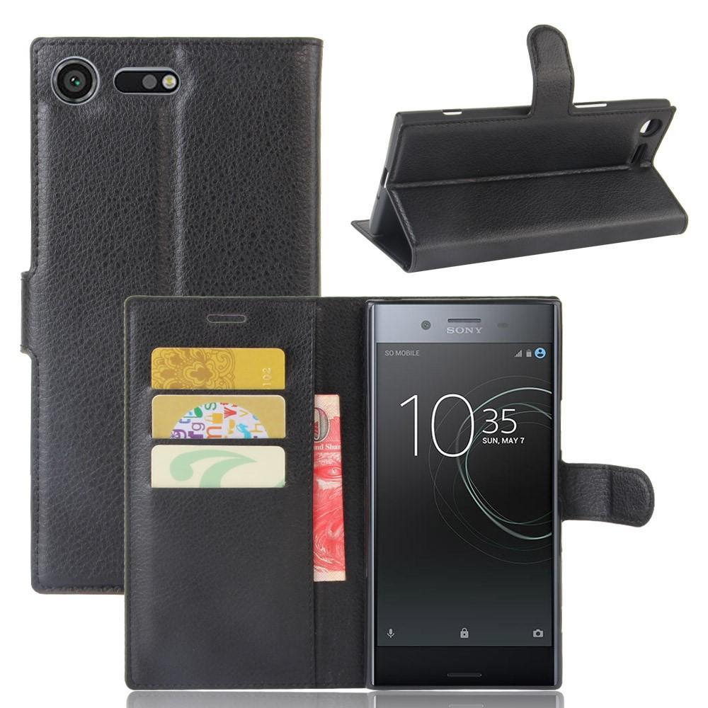 Suojakotelo Sony Xperia XZ Premium musta