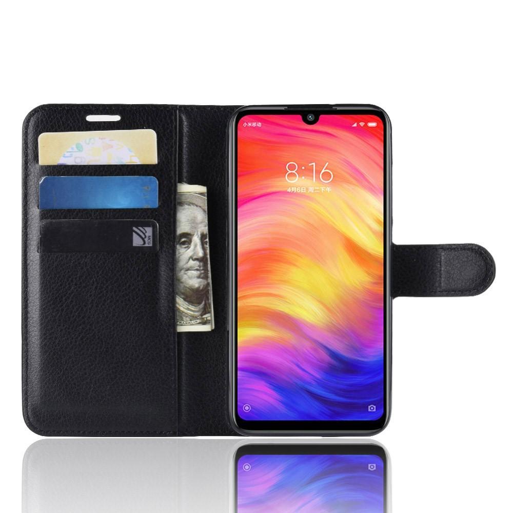 Suojakotelo Xiaomi Redmi Note 7 musta