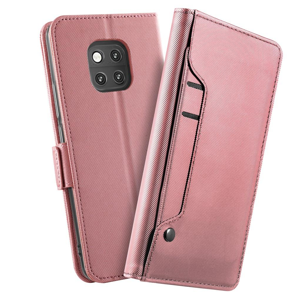 Suojakotelo Peili Huawei Mate 20 Pro Vaaleanpunainen