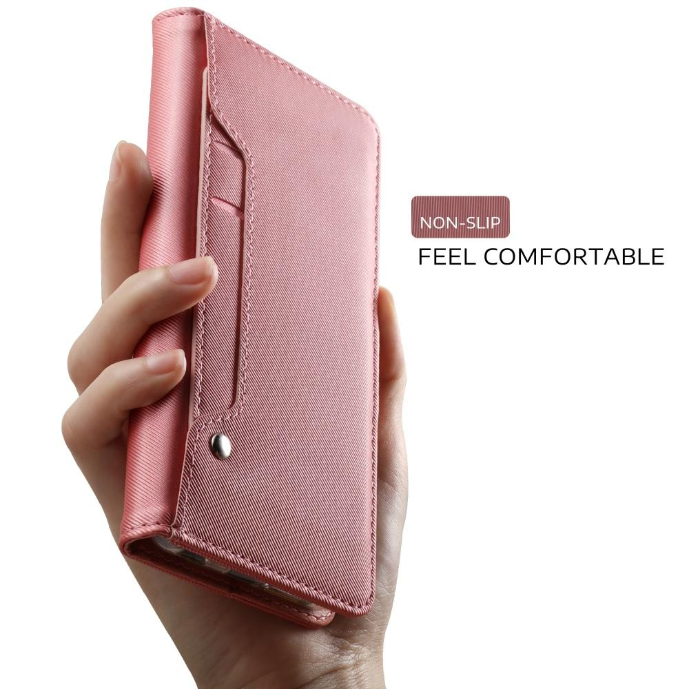 Suojakotelo Peili Huawei P20 Pro Vaaleanpunainen