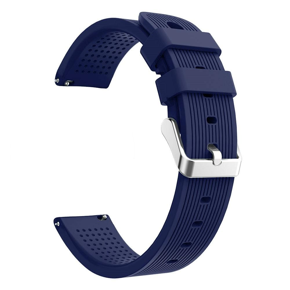 Silikoniranneke Samsung Galaxy Watch Active sininen