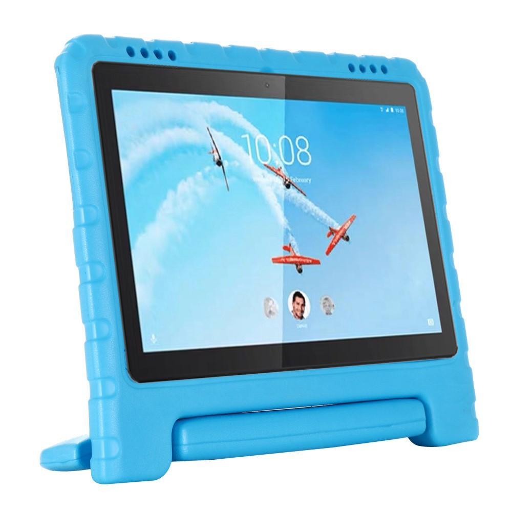 Iskunkestävä EVA kuori Lenovo Tab E10 sininen