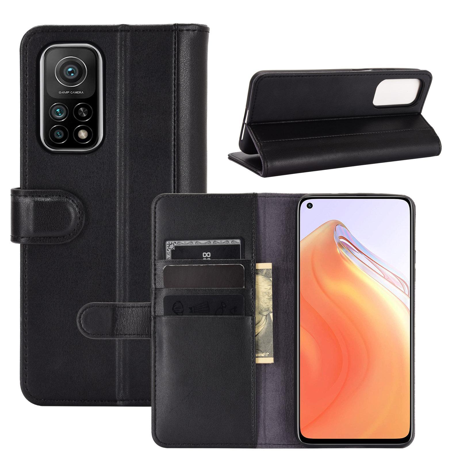 Aito Nahkakotelo Xiaomi Mi 10T Pro 5G musta