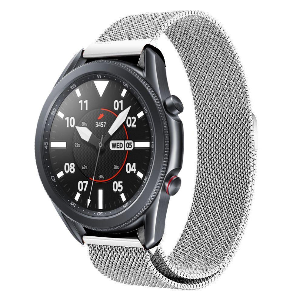 Ranneke Milanese Samsung Galaxy Watch 3 45mm hopea