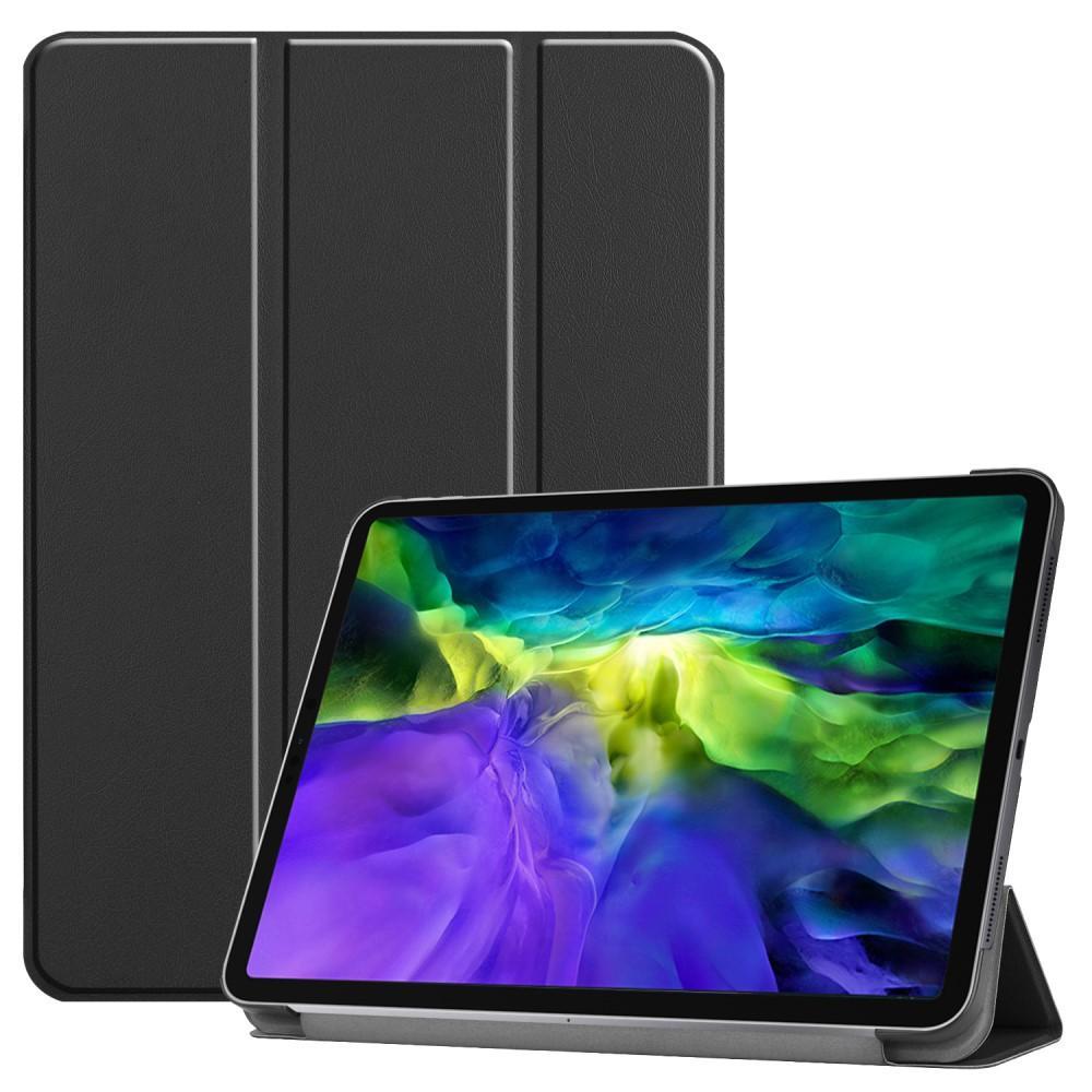 Kotelo Tri-fold Apple iPad Pro 11 2020 musta