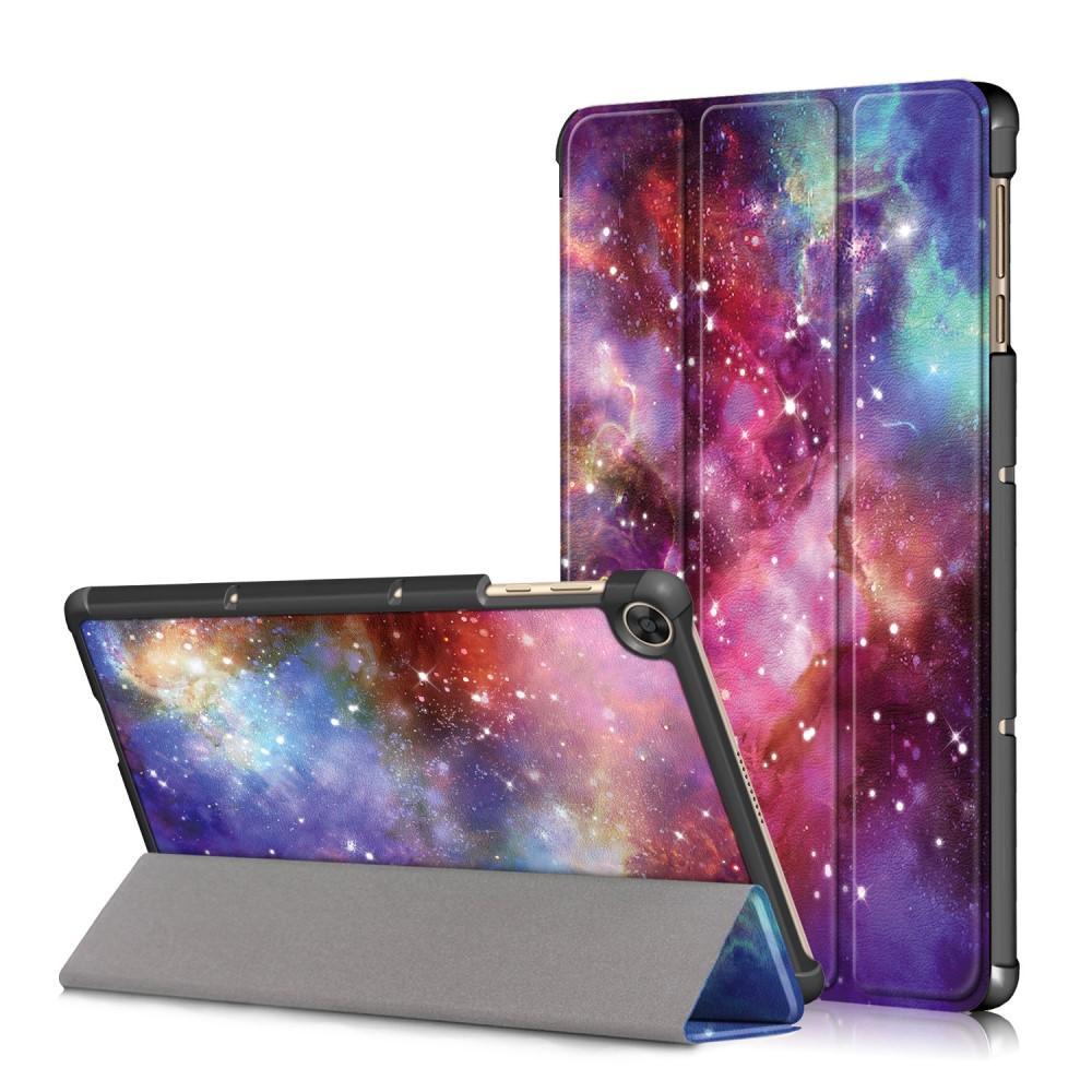 Kotelo Tri-fold Huawei Matepad T10/T10s ulkoavaruus