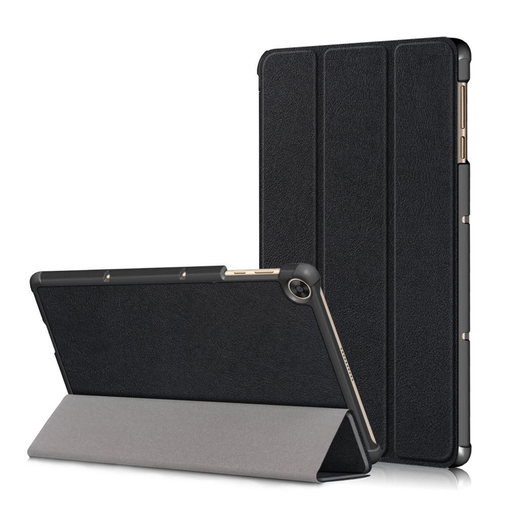 Kotelo Tri-fold Huawei Matepad T10/T10s musta