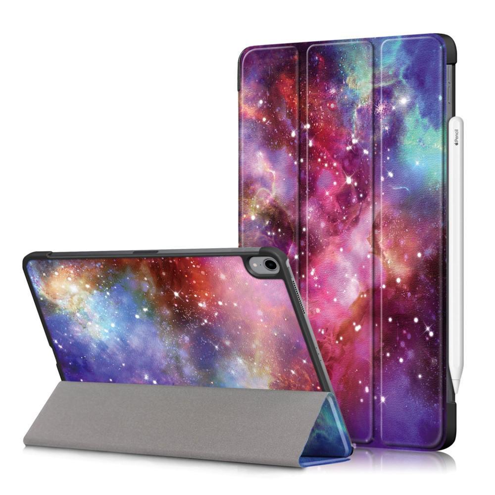 Kotelo Tri-fold iPad Air 10.9 2020 ulkoavaruus