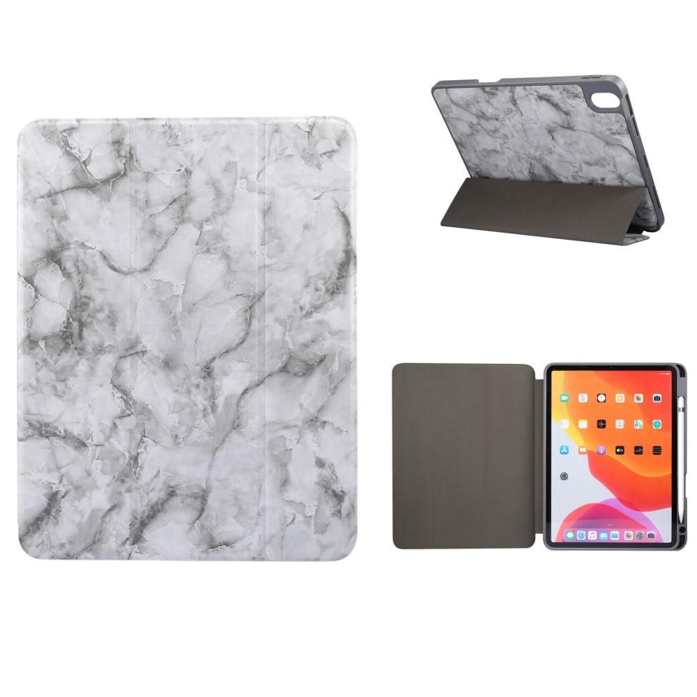 Kotelo Tri-fold iPad Air 10.9 2020 marmori