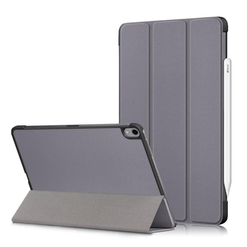 Kotelo Tri-fold iPad Air 10.9 2020 harmaa
