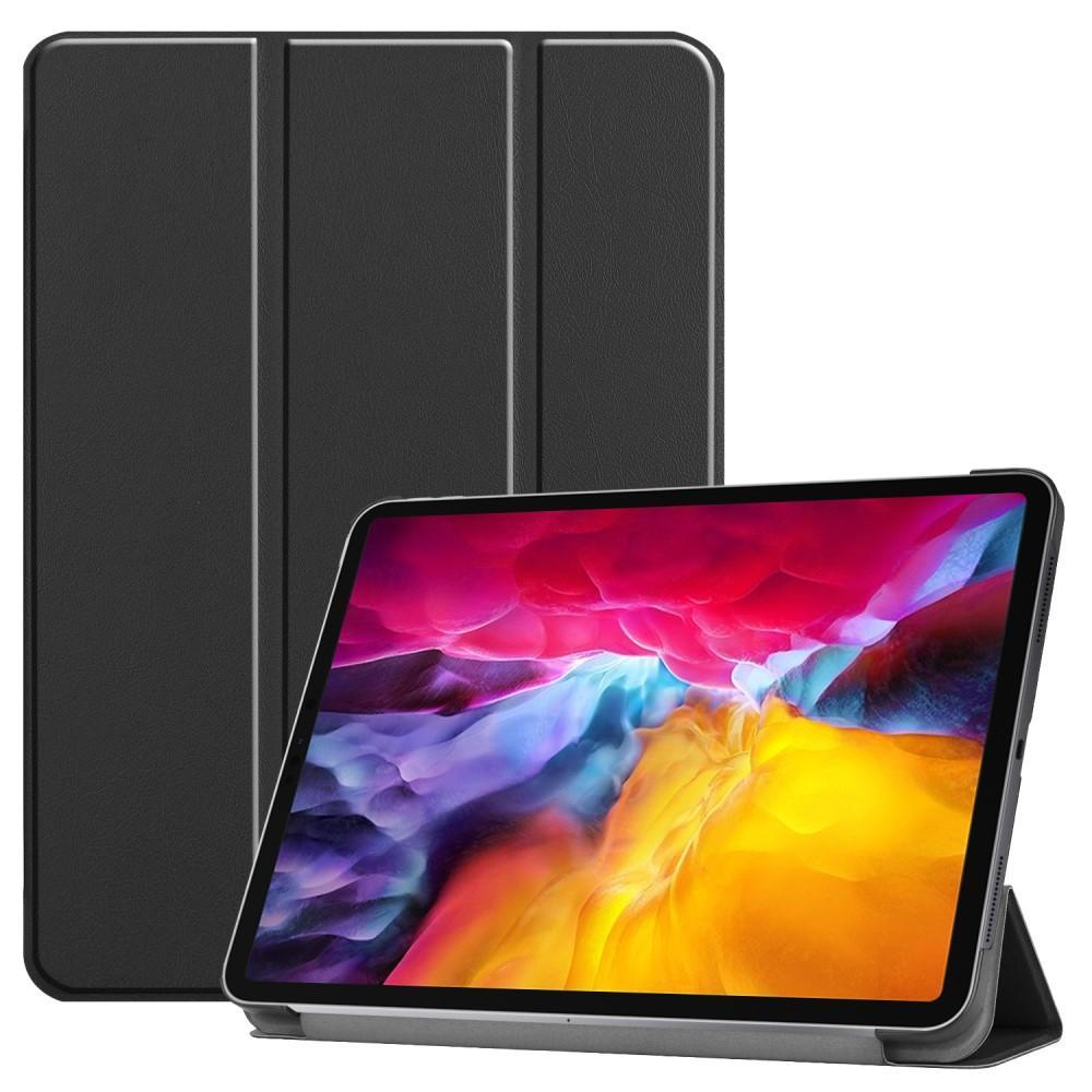 Kotelo Tri-fold iPad Pro 11 2021 musta