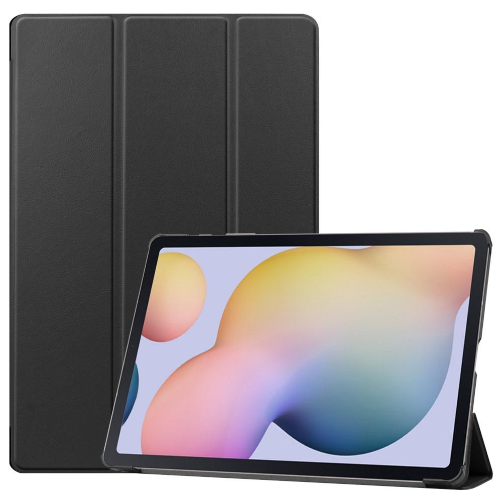 Kotelo Tri-fold Samsung Galaxy Tab S7 Plus 12.4 musta