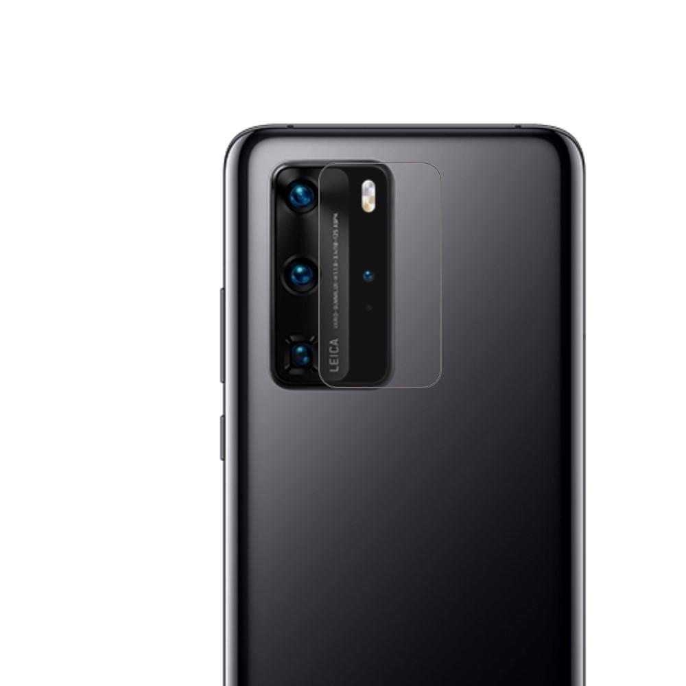 Panssarilasi Kameran Linssinsuoja Huawei P40 Pro