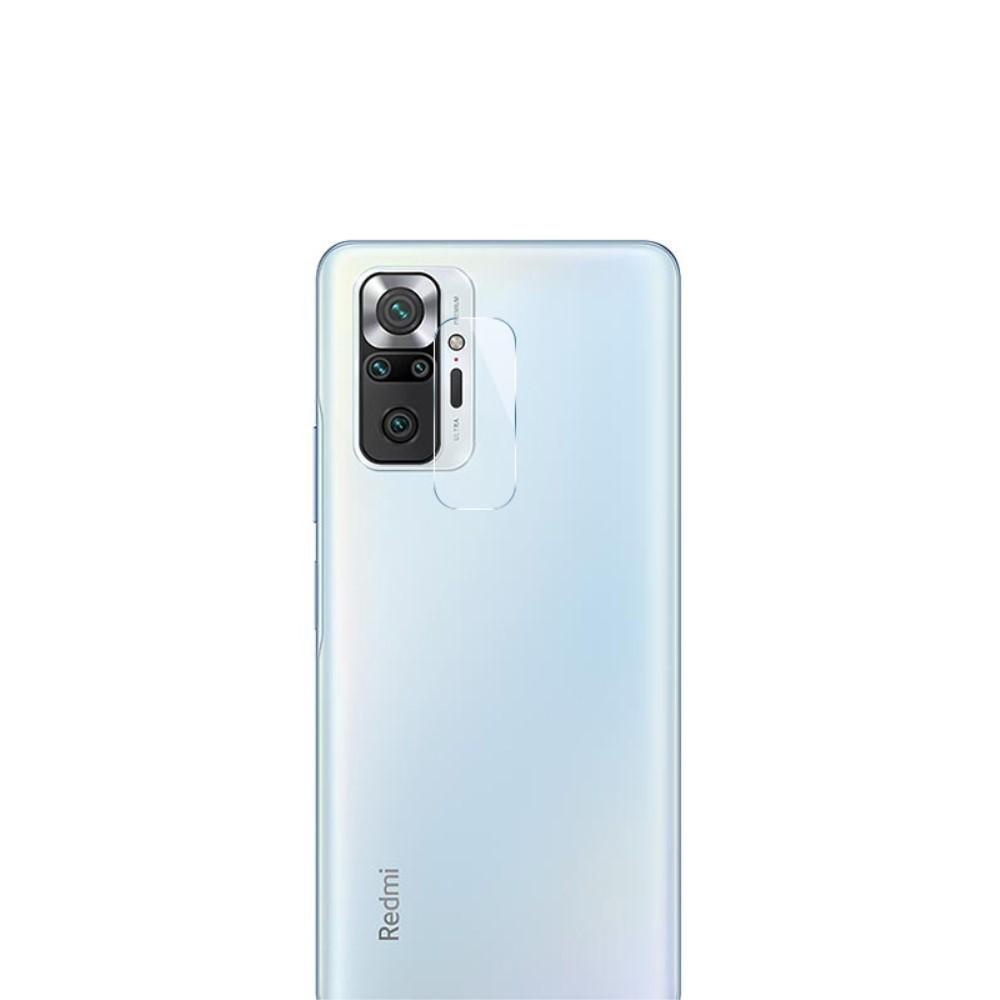 Panssarilasi Kameran Linssinsuoja Xiaomi Redmi Note 10 Pro