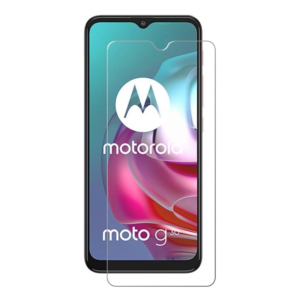 Näytön Panssarilasi 0.3mm Motorola Moto G20/G30