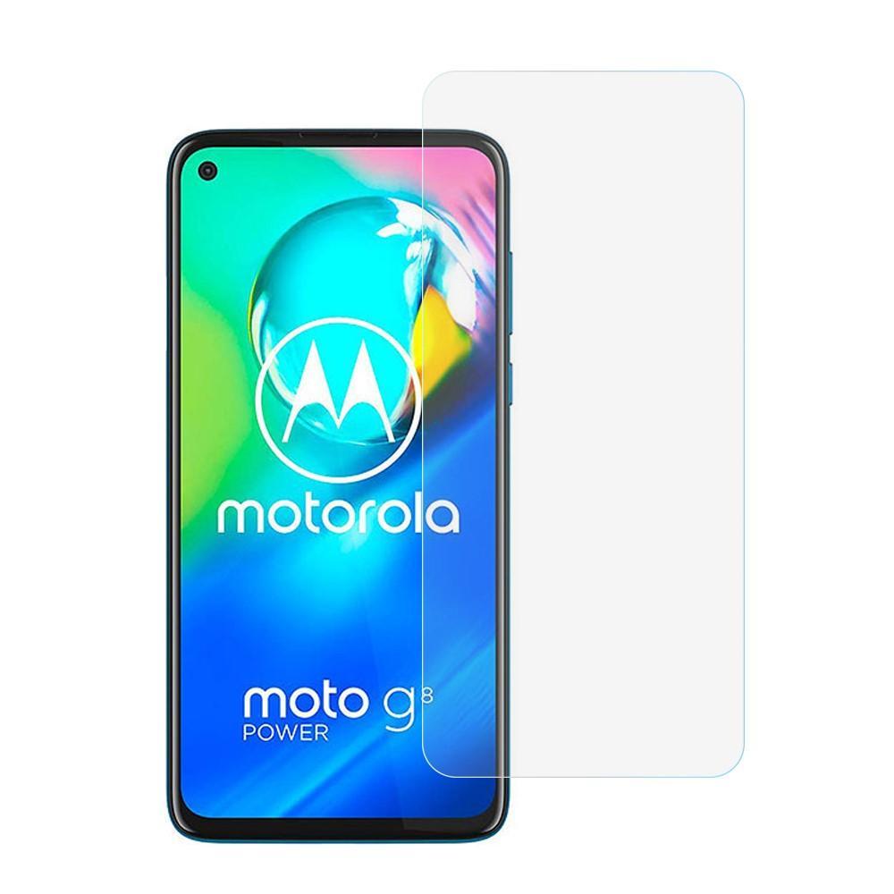 Näytön Panssarilasi 0.3mm Motorola Moto G8 Power