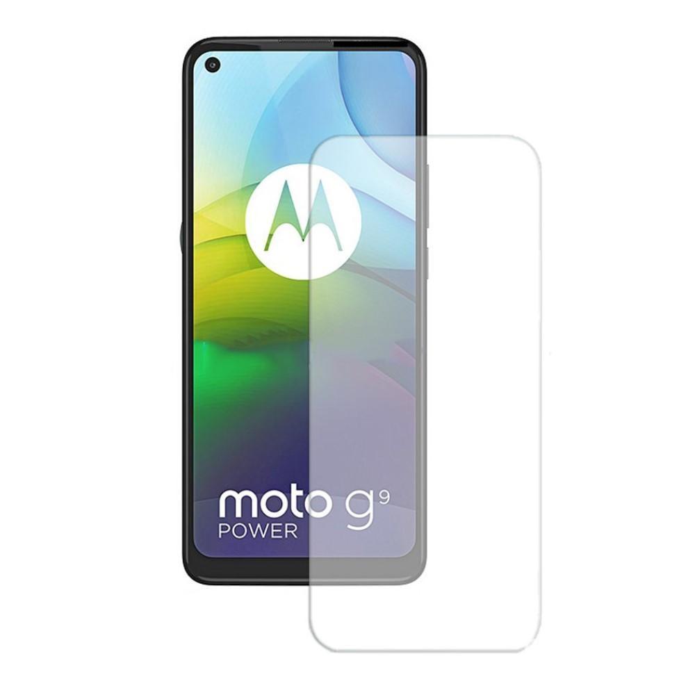 Näytön Panssarilasi 0.3mm Motorola Moto G9 Power