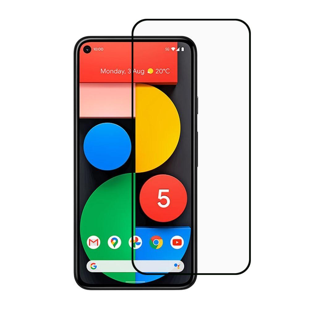 Koko Näytön Panssarilasi Google Pixel 5a