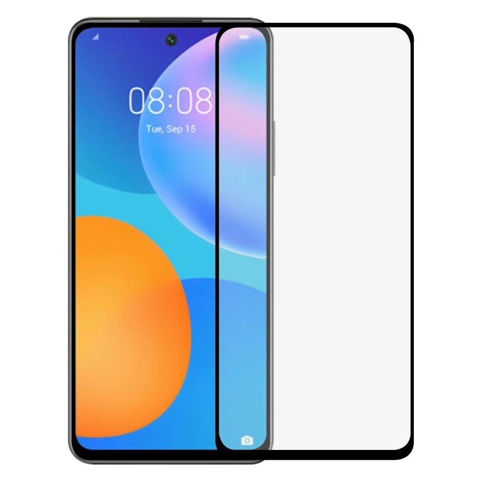 Koko Näytön Panssarilasi Huawei P Smart 2021 svart