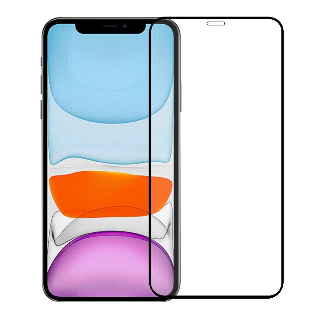 Koko Näytön Panssarilasi iPhone 12 Mini svart