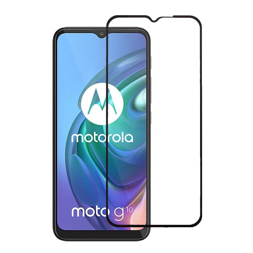 Koko Näytön Panssarilasi Motorola Moto G10/G20/G30