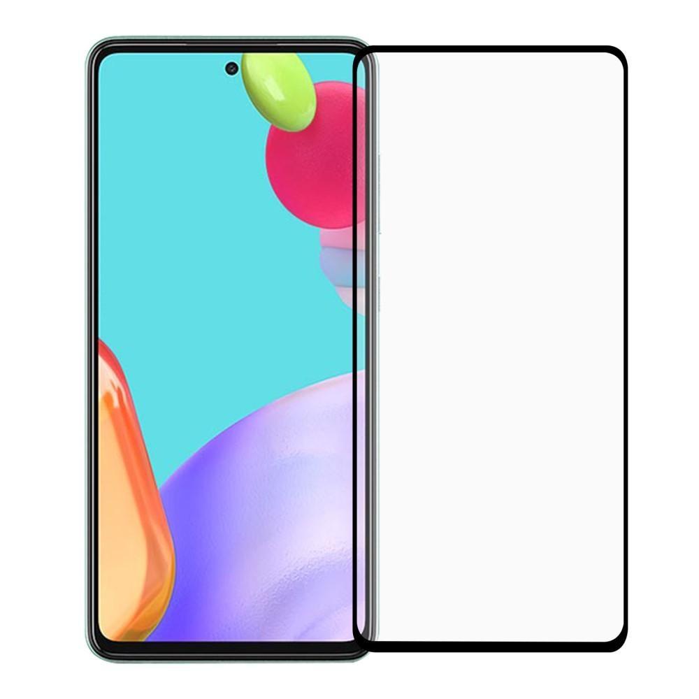 Koko Näytön Panssarilasi Samsung Galaxy A52 5G