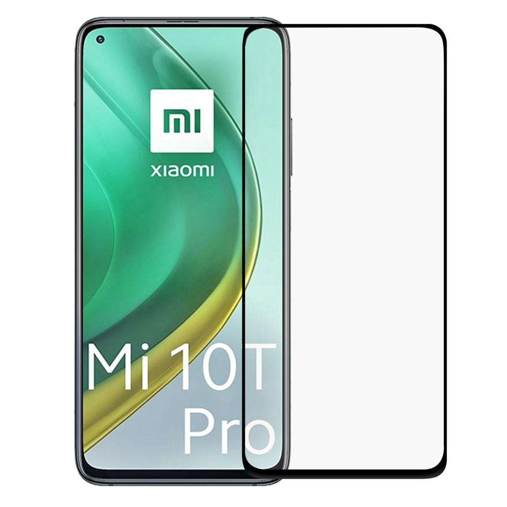 Koko Näytön Panssarilasi Xiaomi Mi 10T/10T Pro svart