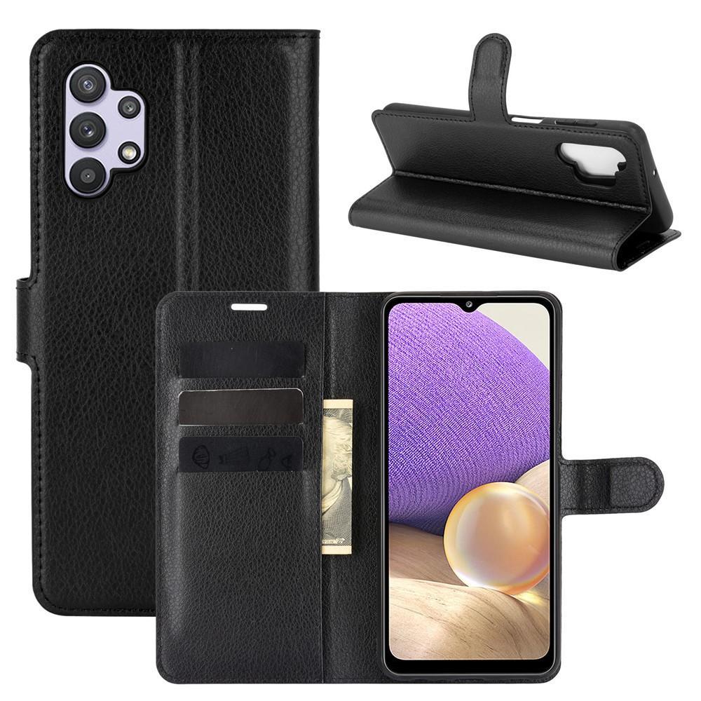 Suojakotelo Galaxy A32 5G musta