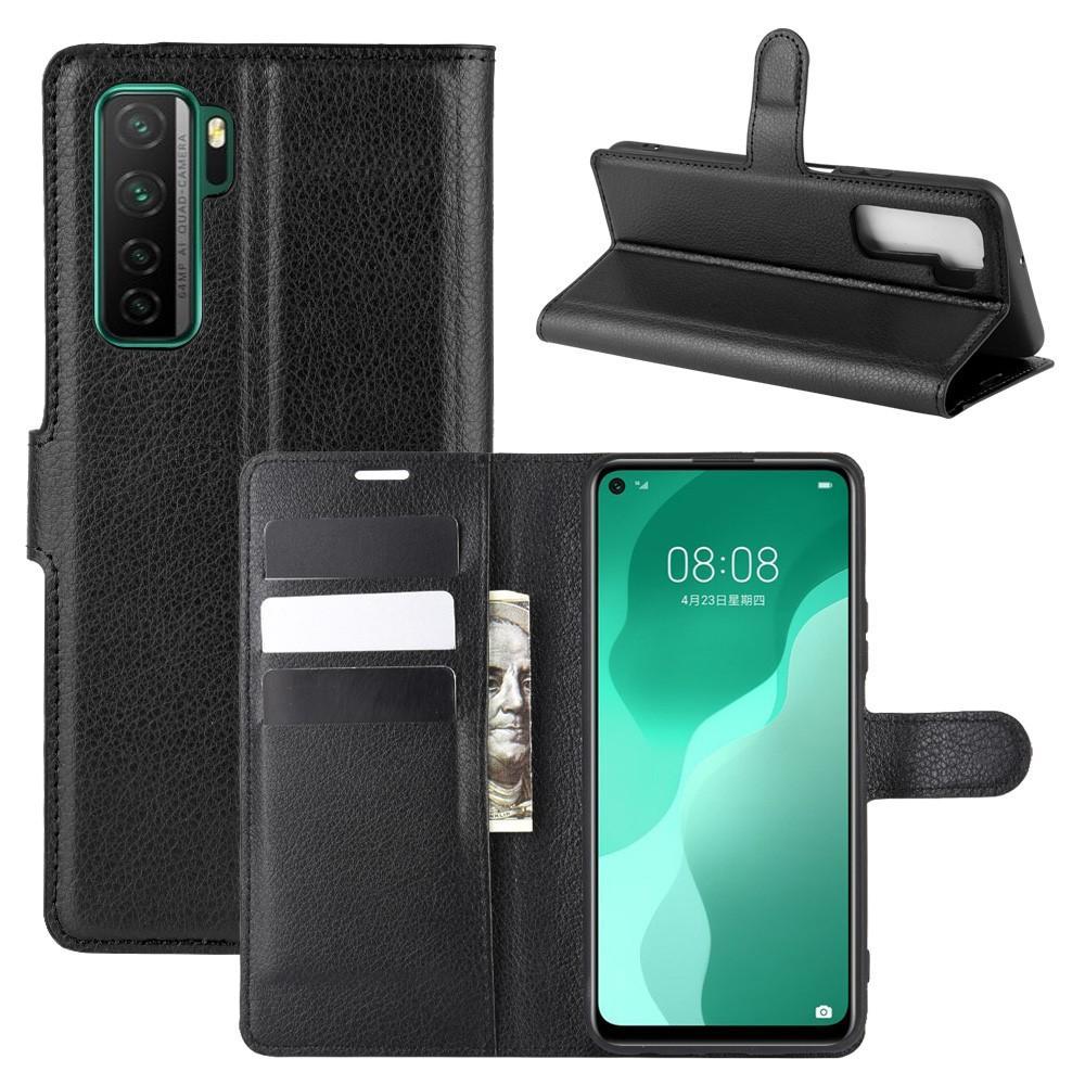 Suojakotelo Huawei P40 Lite 5G musta