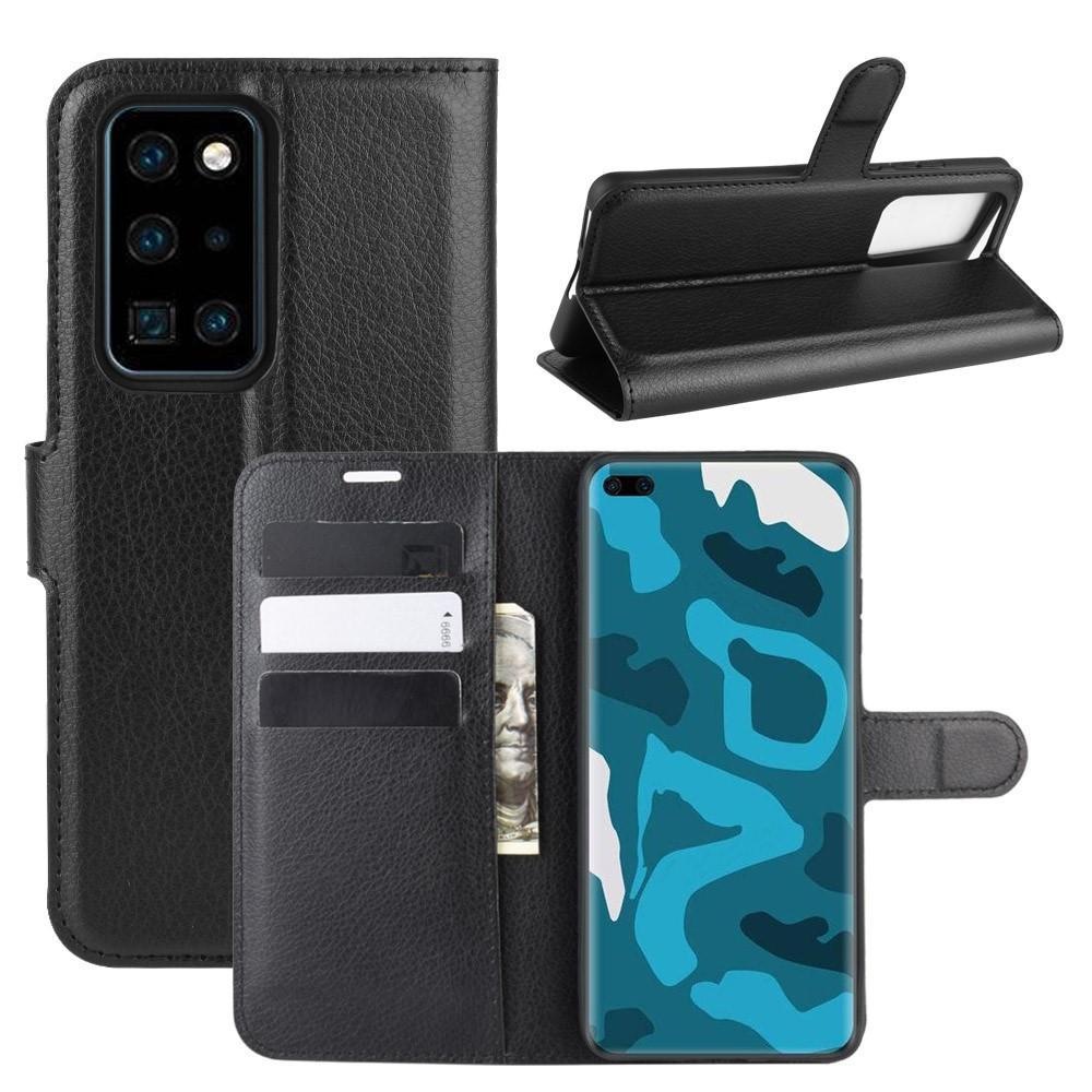 Suojakotelo Huawei P40 Pro musta